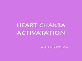 Heart Chakra Activation