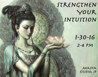 Strengthen Your Intuition